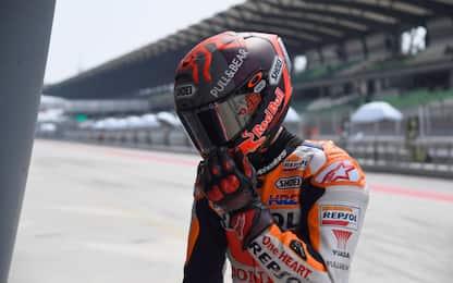 "Marc Marquez: ""Honda moto fisica, serve il 100%"""