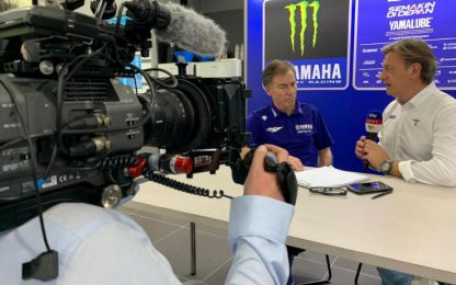 "Jarvis: ""Team Rossi-Lorenzo nel 2021? Suggestione"""