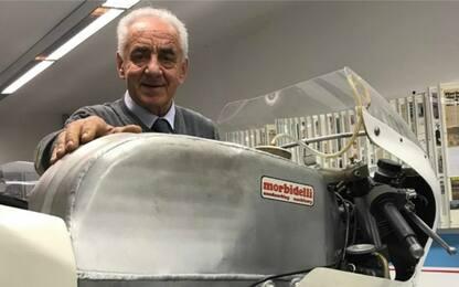 Addio a Giancarlo Morbidelli, una vita per le moto