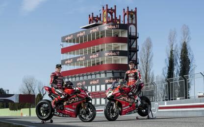 Aruba Ducati, svelata la moto di Redding e Davies