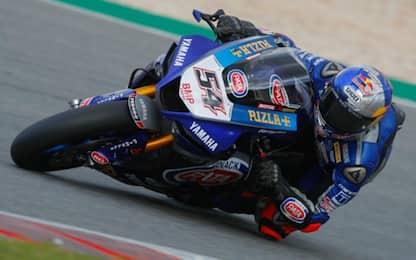 Superbike 2020: Yamaha, la stella è Razgatlioglu