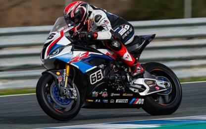 SBK, BMW: il motore può essere ancora un limite