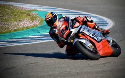 Moto2 e Moto3, a Jerez debuttano Husqvarna e MV