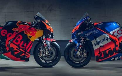 KTM, la nuova moto svelata con un cortometraggio