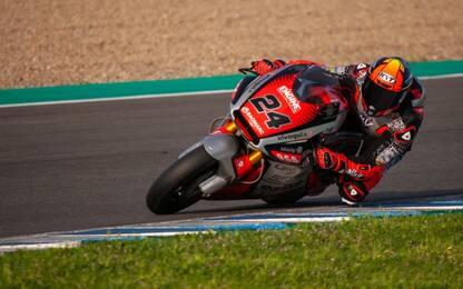 Moto2 e Moto3, a Jerez protagonisti Corsi e Fenati