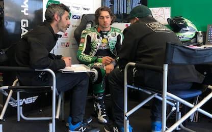 Moto2 e Moto3 a Jerez, record per Gardner e Garcia