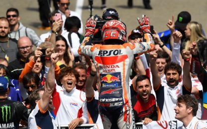 Marc Marquez, il rinnovo: altri 4 anni con Honda