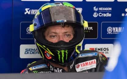 """Rossi: """"Giornata in chiaroscuro, nessuno step"""""""