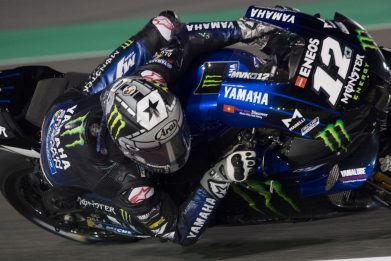 Test Losail, day-3: Vinales-Morbido, Yamaha al top