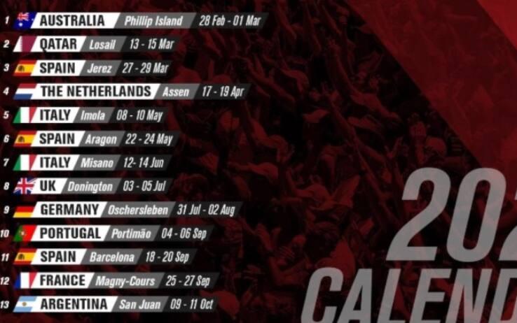 Superbike 2020: tutti gli orari del Round d'Australia su Sky Sport