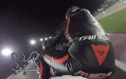 """Losail on board: il """"Guido & Sankio Giro"""". VIDEO"""