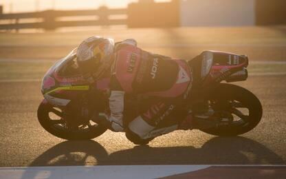 Moto2-Moto3, le qualifiche in Qatar giro dopo giro