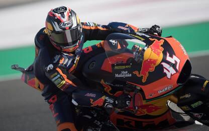 Warm up, Moto2: Nagashima è il più veloce