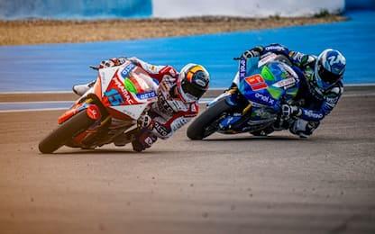 MotoE, a Jerez il più veloce è Matteo Ferrari