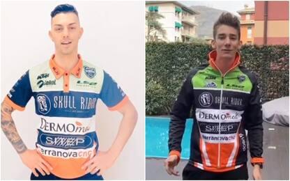 """Moto3, Pizzoli e Rossi: """"Ci alleniamo in casa"""""""