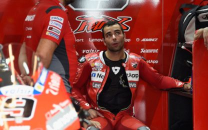"Manager Petrucci: ""Futuro incerto, chance Aprilia"""