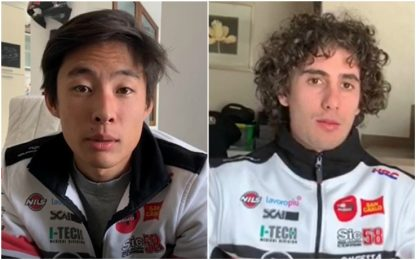 Moto3, Antonelli  e Suzuki senza segreti. VIDEO
