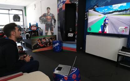 GP Mugello virtuale, la gara LIVE