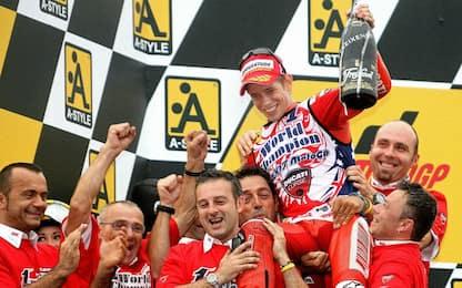 """""""Stoner day"""", una giornata con il campione Ducati"""