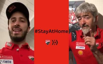 Appello Ducati, da Dovi a Dall'Igna: resto a casa