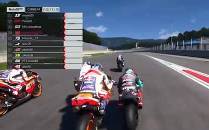 GP virtuale, a Jerez debuttano Moto2 e Moto3