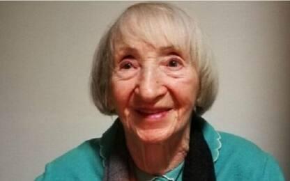 """Guarita a 102 anni, ora il sogno: """"Conoscere Vale"""""""
