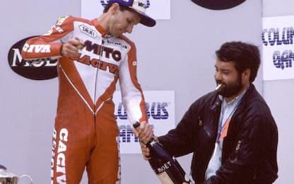 Lawson e quell'aneddoto dello champagne sul podio
