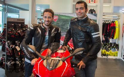 """Petrucci: """"Mi manca fare motocross con Dovizioso"""""""