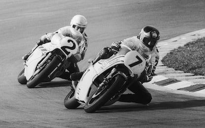 Rainey, Roberts e il fascino del motociclismo USA