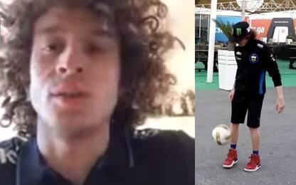 """Bezzecchi: """"Mi sono innamorato del team Sky"""" VIDEO"""