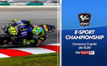 Austria, GP virtuale: la gara domenica su Sky