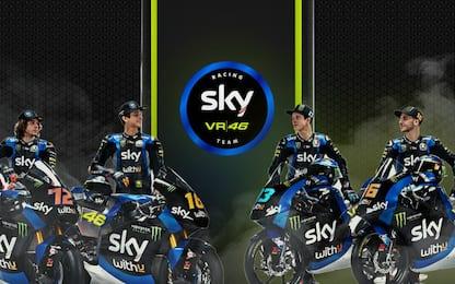 """""""Sky VR46 day"""": programmazione speciale su Sky"""