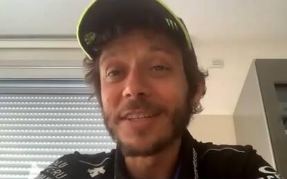 """Rossi: """"Futuro? Non voglio smettere senza correre"""""""