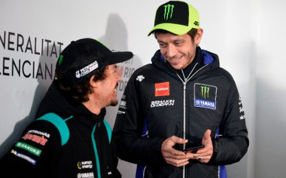 "Jarvis: ""Bella idea Rossi in Petronas col Morbido"""