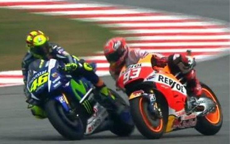 Malesia 2015, Rossi-Marquez