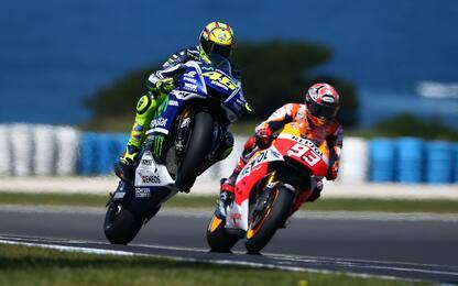 Rossi-Marquez: due capobranco sono troppi