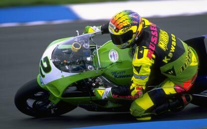 Kawasaki e Mondiale SBK: la storia fino al 2003