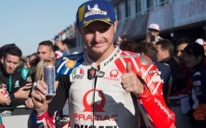 """Miller sulla Ducati ufficiale dal 2021: """"Un onore"""""""