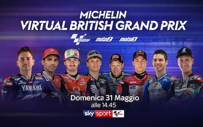 Torna la MotoGP: a Silverstone anche Moto2 e Moto3