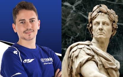 """Lorenzo cita Giulio Cesare: """"Veni, vidi, vici"""""""