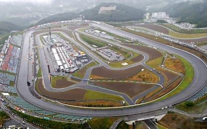 MotoGP, cancellato il GP del Giappone