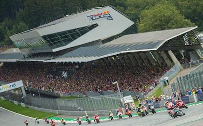 Cancellato GP Finlandia, al suo posto GP di Stiria