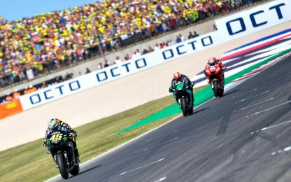 Ufficiale il calendario 2020: due GP a Misano