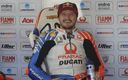 """Miller: """"Pronto a guidare la Ducati al titolo"""""""