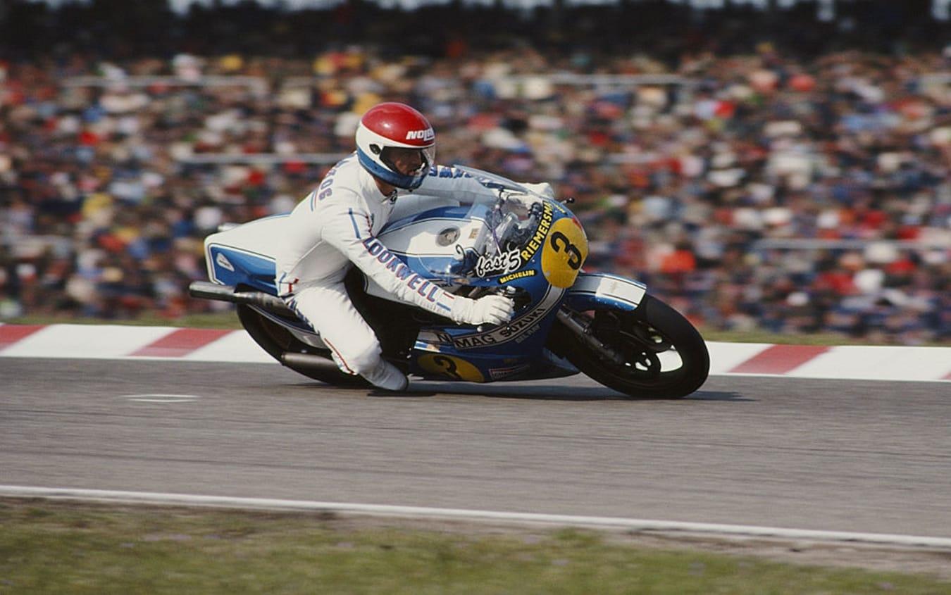 Wil Hartog all'Hockenheimring nel 1979