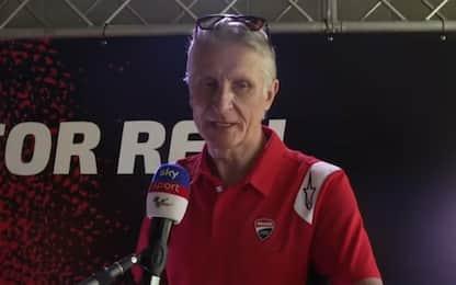 Petrucci-KTM, conferme anche da Ducati