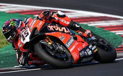 Superbike, Redding il più veloce del Day 1 di test