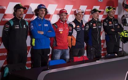 Come arrivano i piloti al primo GP della stagione
