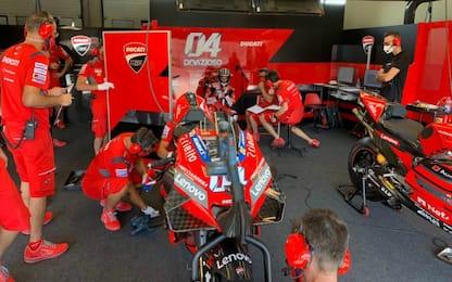 Jerez, i test della MotoGP LIVE