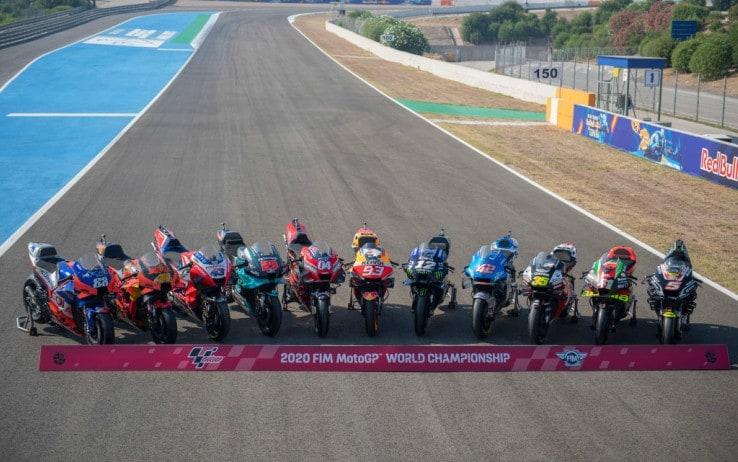 MotoGP 2020, tutte le moto al via